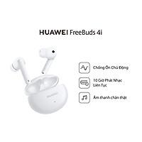 Tai Nghe Không Dây Huawei FreeBuds 4i   Chống Ồn Chủ Động   10 Giờ Phát Nhạc Liên Tục   Âm Thanh Chân Thật   Hàng Phân Phối Chính Hãng