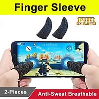 Bộ Găng tay chơi game cảm ứng bao ngón tay chống mồ hôi chống trượt