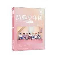 Photobook BTS Map Of The Soul Album mới nhất phần C - Tặng kèm móc khóa gỗ thiết kế