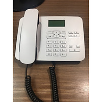 Điện Thoại Bàn Homephone lắp sim - Lắp Tất Cả Các Sim Đi Động - Di Chuyển Mang Đi Khắp Nơi - Hàng Chính Hãng