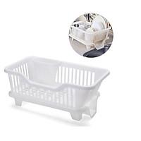 Giá để bát nhựa (thoát nước hông)