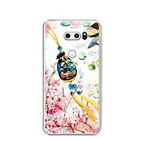 Ốp lưng dẻo cho điện thoại LG V30 - 0361 DHCL03 - Hàng Chính Hãng