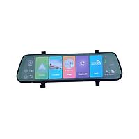 Camera hành trình Tcare tích hợp gương 4G Wifi ANDROID 8.1 Bộ nhớ 16GB - Chính hãng