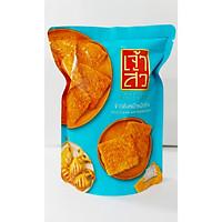 Bánh gạo khô mực (Rice cracker with Roasted Squid) - Thai Lan