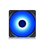 Quạt của vỏ máy vi tính Deepcool RF120 BLUE - Hàng Chính Hãng