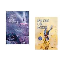 Combo 2 cuốn sách: Ảo ảnh thần tượng  + Bản chất của người