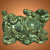 Tượng Phật Di Lặc - E3D - DL058