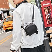 Túi Đeo Chéo Nam Nữ Mini Nhỏ Gọn Chống Nước Thời Trang Hàn Quốc Vải Trượt Nước Cao Cấp Chống Nhăn Chống Xước Xù Yourwish Kabe39 Phong Cách Basic Đơn Giản Dễ Dàng Phối Mọi Trang Phục