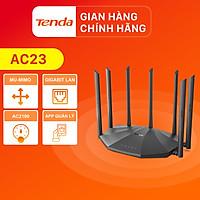Thiết bị phát Wifi Tenda AC23 Chuẩn AC 2100Mbps - Hàng Chính Hãng
