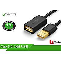 Cáp USB nối dài 5M chính hãng Ugreen 10318 chuẩn USB 2.0 cao cấp