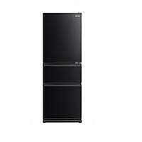 Tủ Lạnh Mitsubishi MR-CGX46EN-GBK-V Inverter 365 Lít - Hàng Chính Hãng