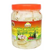 [Kim Bôi] Măng muối ớt dổi Kim Bôi 750g/1000g