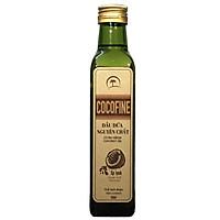 Dầu Dừa Nguyên Chất Cocofine (250ml)