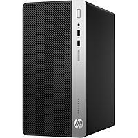 Máy Tính Để Bàn PC HP ProDesk 400 G6 MT 7YH46PA (Core i3-9100/ 4GB RAM/ 256GB SSD/ DVDRW/ K+M/ DOS) - Hàng Chính Hãng