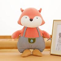 Gấu bông Fire Fox đứng cute cao cấp 23cm