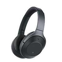 SONY WH-1000XM2 Wireless Noise-Canceling Headphones Over Ear Bluetooth Headset with Mic Hi Res Audio and Active Sound Cancellation
