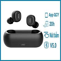 Tai Nghe Bluetooth True Wireless QCY T1C - Hàng Chính Hãng