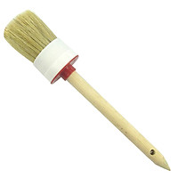 Soft Wood Handle Car Detailing Brush Paint & Wash Brushes for Cleaning Dashboard Seat Wheel