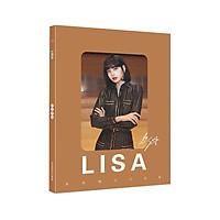 Album ảnh photobook LISA mẫu mới bìa nâu