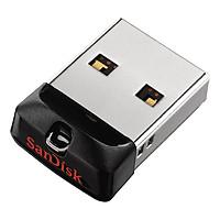 USB SanDisk CZ33 Cruzer Fit - USB 2.0 - Hàng Chính Hãng