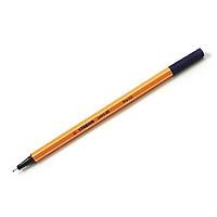 Bút lông kim Stabilo Point 88 - 0.4mm  - Xanh đen (Night Blue) (88/22)