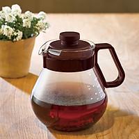 Bình trà, cà phê thủy tinh Hario 1L