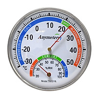 Đồng hồ đo nhiệt độ và độ ẩm TH101B