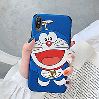 Ốp Lưng Da IMD Doraemon 3 - R074 Dành cho iphone: 6, 6 plus, 7/8, 7/8 plus, X/Xs, Xr, Xsmax, 11, 11 pro, 11 pro max, 12 mini, 12/12 Pro, 12 Pro Max.