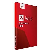 Phần Mềm Diệt Virus Avira Antivirus Pro 1year - New Model - Hàng chính hãng