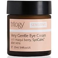 Kem Dưỡng Da Mắt Dịu Nhẹ Trilogy Very Gentle Eye Cream (25ml)