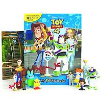 Disney Pixar My Busy Books: Toy Story 4