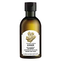 Dầu Gội The Body Shop Ginger (250ml)