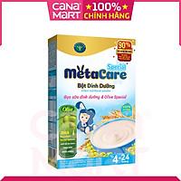 Bột ăn dặm tốt cho bé Nutricare Metacare Gạo sữa dinh dưỡng & olive Special (200g)