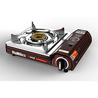 Bếp Gas Mini Cao Cấp NaMilux PL-2013PS- Hàng Chính Hãng (Giao Màu Ngẫu Nhiên)