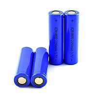 Bộ 8 pin sạc 18650 LSY dung lượng 2200Mah cho Box sạc, cell pin laptop, đèn pin, quạt, mic...hiệu suất cao