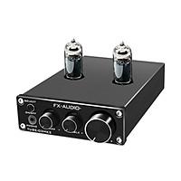 FX-AUDIO TUBE-03MKII BT Tube Preamplifier Headphone Pre Amplifier BT Receiver HiFi BT 5.0 Tube AUX Bass Treble