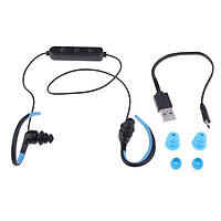 Bluetooth Headphones, Wireless Sports Earphones w/Mic IPX8 Waterproof HD Stereo Sweatproof Earbuds for Swimming Running Workout 6 Hour Battery Noise Cancelling Headsets