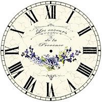 Đồng hồ treo tường phong cách cổ MS 10
