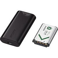Pin Sạc Sony Battery + Charger Kit BX1 (ACC-TRDCX) - Hàng Chính Hãng