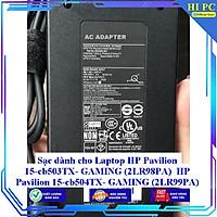 Sạc dành cho Laptop HP Pavilion 15-cb503TX- GAMING (2LR98PA) HP Pavilion 15-cb504TX- GAMING (2LR99PA) - Hàng Nhập khẩu