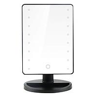 Gương Trang Điểm Để Bàn LED Chữ Nhật
