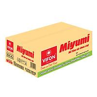 Thùng 30 Gói Mì Miyumi Tôm Sú Chua Cay Vifon (65g / Gói)
