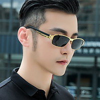 Kính mát nam - kính râm phân cực M02V  kính đổi màu lái xe kính râm câu cá, kính râm đặc biệt nam,kiểu dáng thời trang,