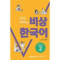 Tiếng Hàn Ứng Dụng Học Nhanh, Thực Hành Ngay Sơ Cấp 2