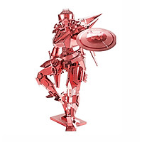 Mô hình thép 3D tự ráp Shield man