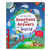 Usborne Lift-the-flap Questions & Answers about Our World