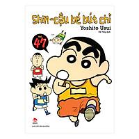 Shin - Cậu Bé Bút Chì - Tập 47 (Tái Bản 2019)