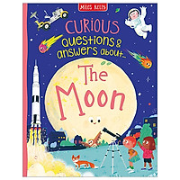 Curious Questions & Answers About The Moon