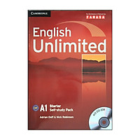 English Unlimited - Starters - WB with CD Reprint Edition