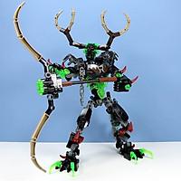 [Có Video] Mô hình đồ chơi Bionicle 611-3 Umarak Hunter (172 chi tiết)